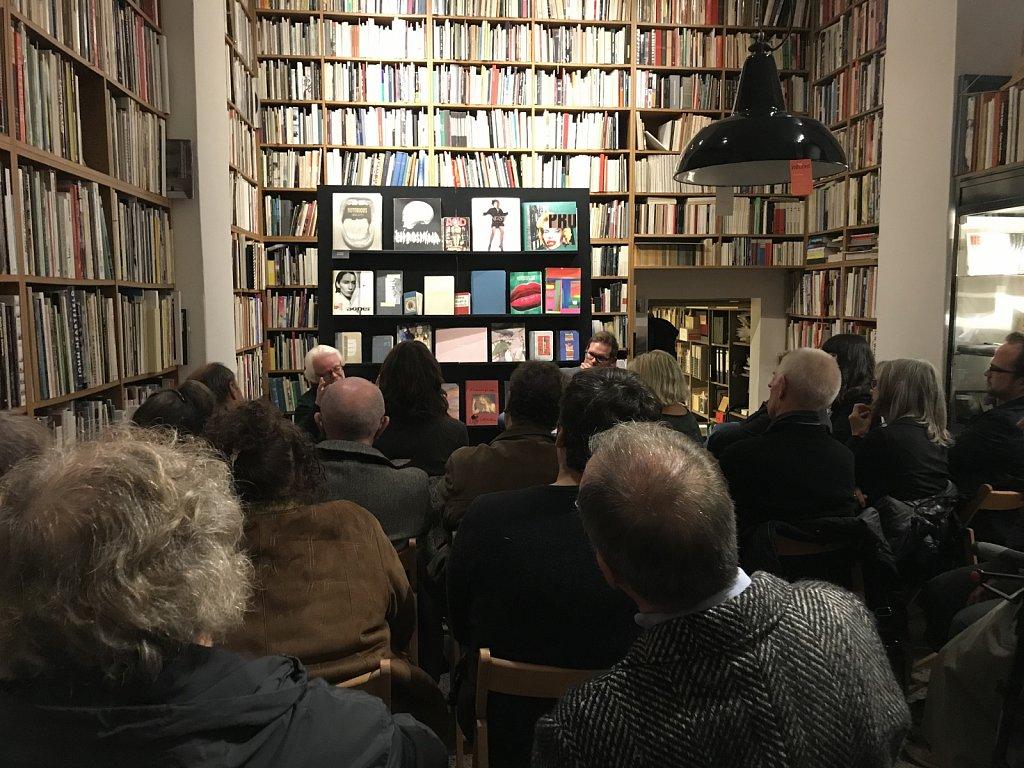 artist talk »eleven stories« mit karlheinz deutzmann