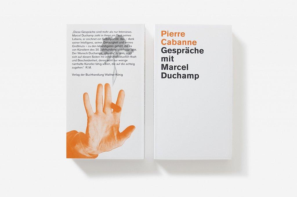 pierre cabanne – gespräche mit marcel duchamp