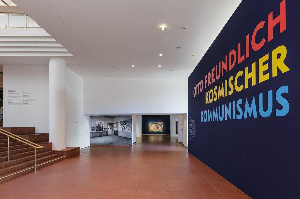 otto freundlich. kosmischer kommunismus – museum ludwig köln